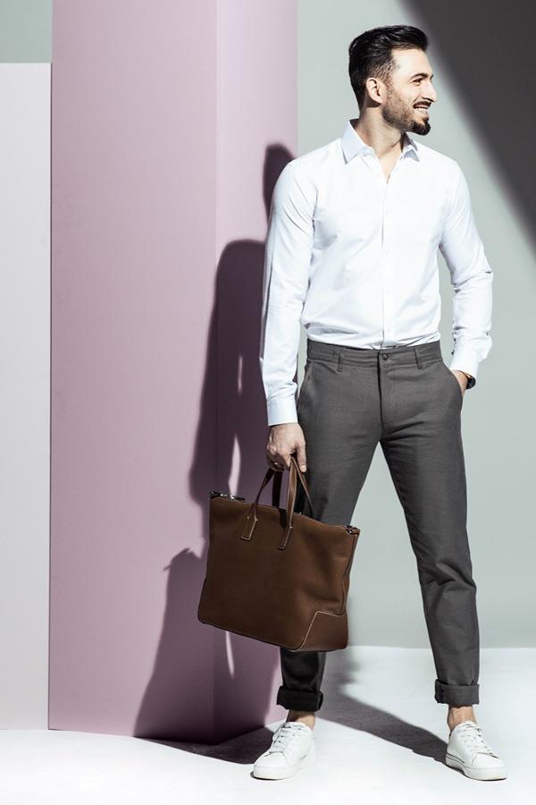Spodnie męskie 2021